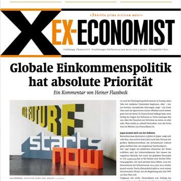 Susanne Bosch - Ex Economist