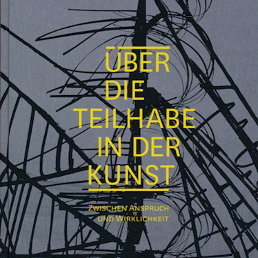 Susanne Bosch - Über die Teilhabe in der Kunst