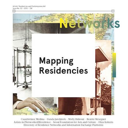Susanne Bosch - Mapping residencies
