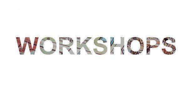Workshops. Susanne Bosch.