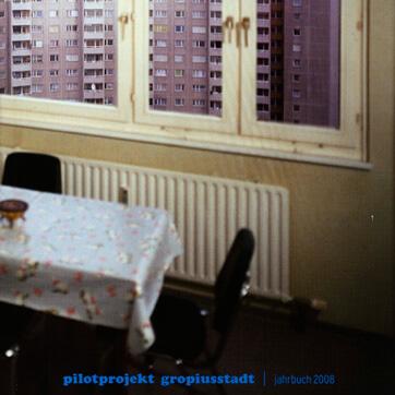 Susanne Bosch - Yearbook 2008, Gropiusstadt