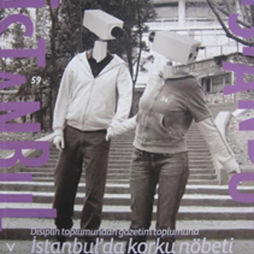 Susanne Bosch - Istanbul Dergisi, Magazine, issue 61, May 2007