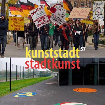 Susanne Boch - stadtkunst – kunststadt, Nr. 57 Magazine