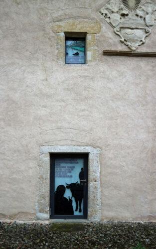 Susanne Bosch - Geschichten (in) einer Landschaft – Kartografisches Schattentheater